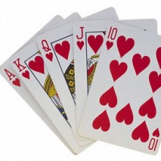 Valentine Casino Royale… 12th February 2016